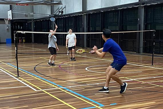 Badminton_DeakinPLAY