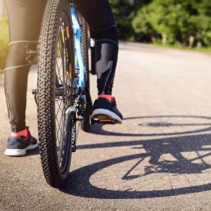 DeakinMOVES cycle challenge