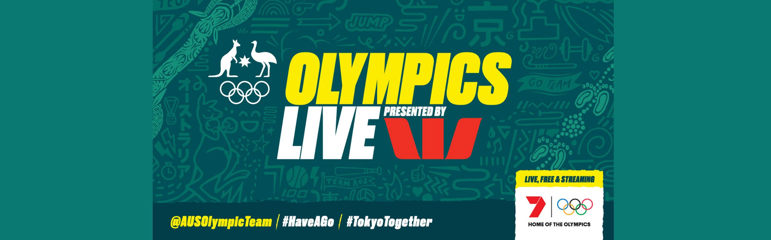 Tokyo Olympics blog post banner