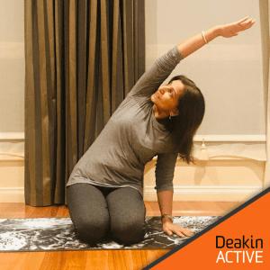 DeakinACTIVE Online Yoga