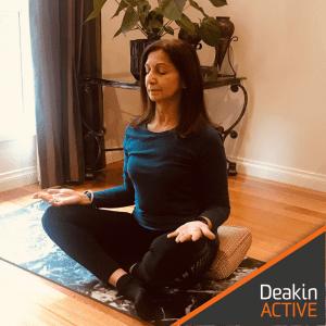 DeakinACTIVE Online Meditation
