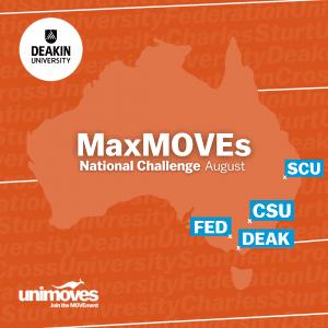 UniSport MaxMOVEs challenge