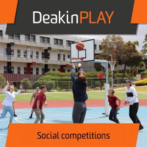 DeakinPLAY social competitions