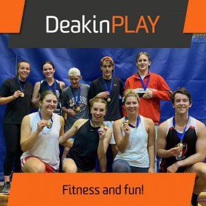 DeakinPLAY fitness and fun