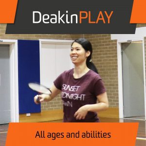 DeakinPLAY all ages and abilities