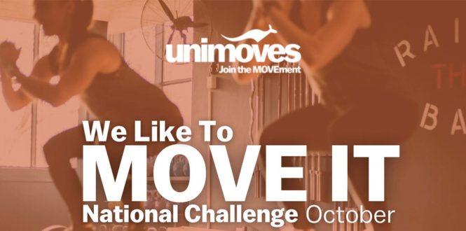DeakinMOVES National MOVE IT challenge header